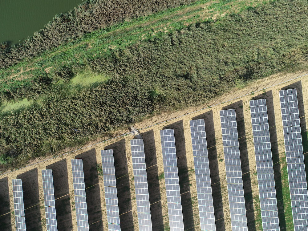 Eternia Solar Constructed the Largest Solar Power Plant in the Baltic Region